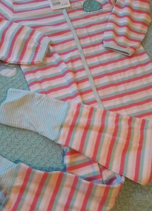 Пижама  рост 98/104 на возраст 3-4 года