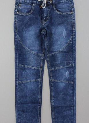 Джинсовые брюки для мальчиков seagull