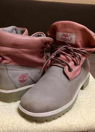 Женские ботинки  timberland, размер 38