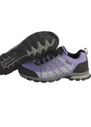 Женские, трекинговые, кроссовки, весенние, демисезонные, непромокаемые, размер 39
