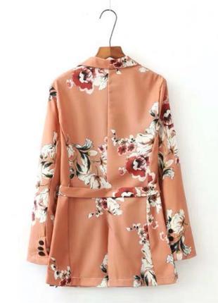 Шелковый пиджак4