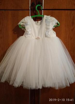 Нарядное платье для девочки !!!! 👗