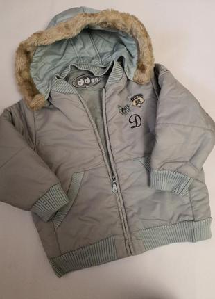 Курточка весна-осень на 7 лет