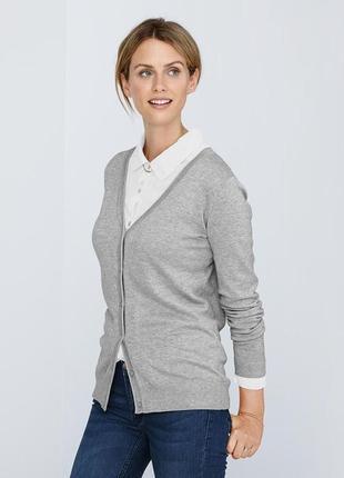 Кардиган от tchibo - стильный и практичный вариант для вашего гардероба - р. 52-54 укр.