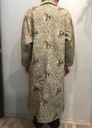 Пальто демисезонное3