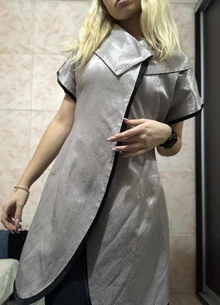 Платье-туника moschino