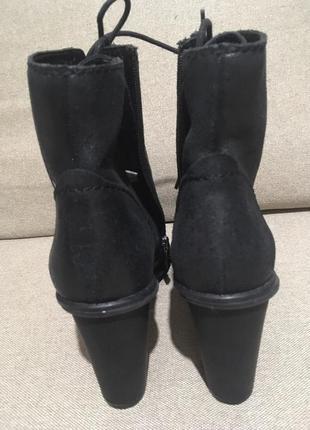 Clarks, ботинки полусапожки,ботильйоны2