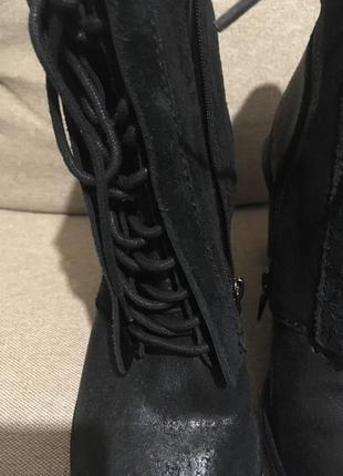 Clarks, ботинки полусапожки,ботильйоны3