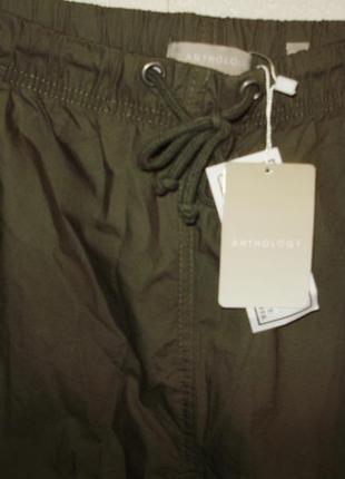 Новые с биркой шорты цвета хаки 20uk2