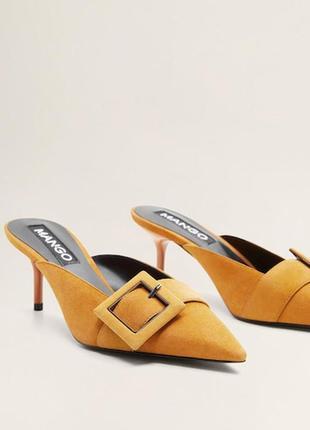Туфли-шлепанцы
