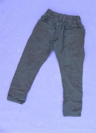 Штаны брюки 7лет 122см