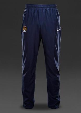 Спортивные штаны nike mcfc woven pant dri-fit3