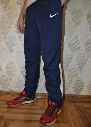 Спортивные штаны nike mcfc woven pant dri-fit4