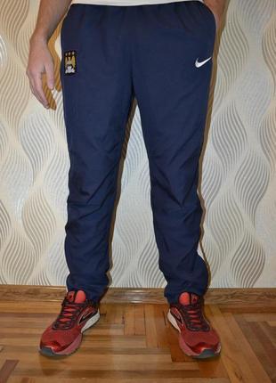 Спортивные штаны nike mcfc woven pant dri-fit6