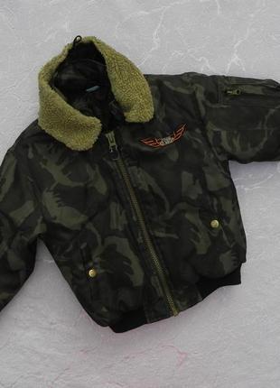 Куртка демисезонная frendz 6лет 116см