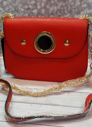 Красная сумочка2