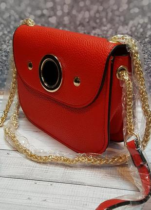 Красная сумочка1