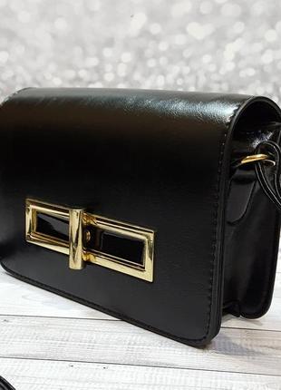Черный клатч2