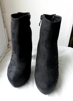 Шикарные ботинки, ботильоны, сапожки, полусапожки3 фото