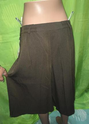 Трендовая юбка-шорты 44-46 р2