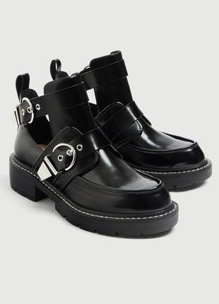 Фирменные крутые ботинки р. 36, 39,