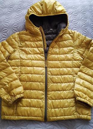 Курточка пуховик детский uniqlo