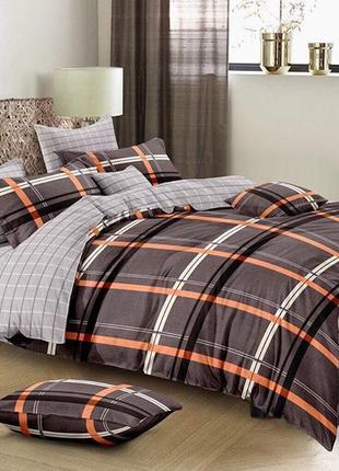 Яркий стильный комплект постельного белья, 2-спалка в наличии