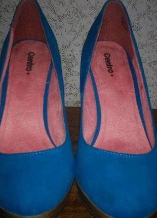 Продам туфли centro 39р
