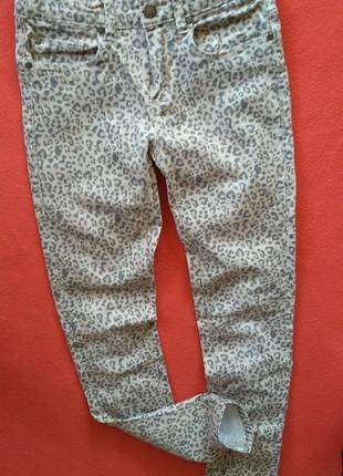 Красивые джинсы crash one