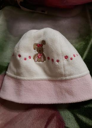 Флісова шапка