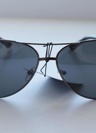 Стильные мужские солнцезащитные очки(авиаторы)