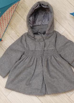 Куртка пальто італія gaialuna
