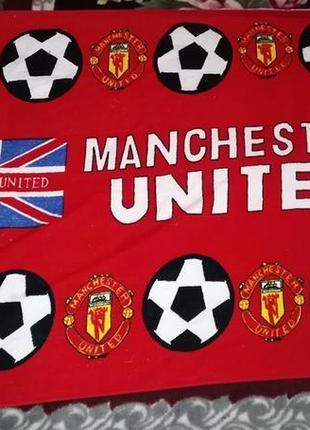 Полотенце manchester united