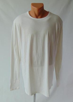 Тонкий свитер поддева удлиненный сток