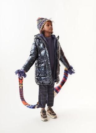 Zara куртка демисезонная девочке 13-14 лет