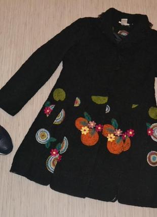 Дуже стильне весняне пальто стан нового