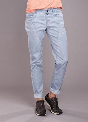 Стильные джинсы чиносы хс 34евро 42-44наш tcm tchibo