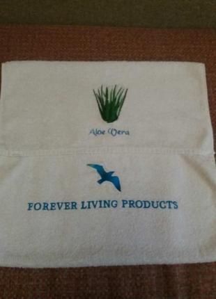 Добротное махровое полотенце 95см на50см