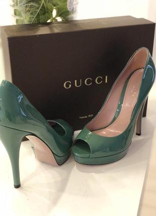 Супер туфли gucci. оригинал!!