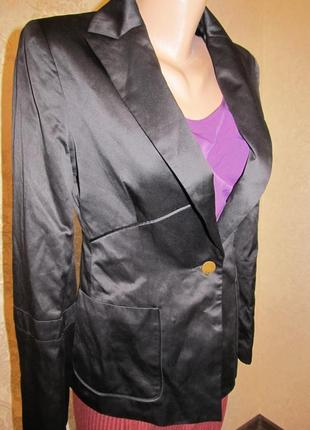 Стильный пиджак,блейзер классического покроя  отmango4