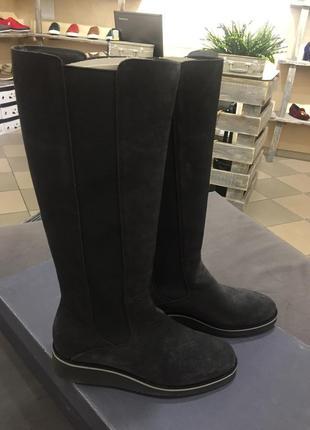 Італійські демисезонні чоботи nikolabenson
