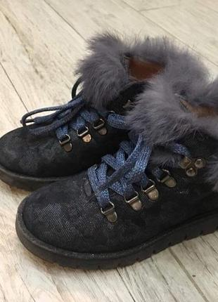 Чобітки ботинки romagnoli італія