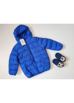 Демисезонна куртка crafted неймовірно м'яка (розміри від 2 до 8 років)