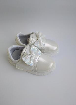 Туфельки для девочки4