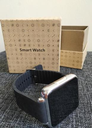 Умные часы smart watch black