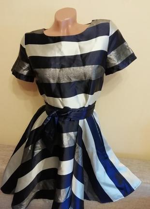 Платье под пояс