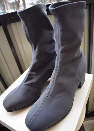 Ботинки ботильоны вагабонд vagabond р. 42 27,8-28 см швеция чулок
