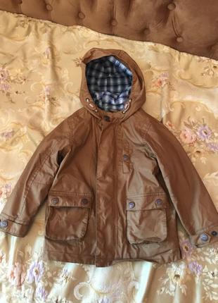Куртка next 3-4 года