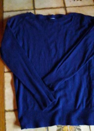 Кашемировый шерстяной свитер beneton p.38-40