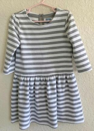 Классное платье baby gap